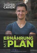 Ernährung mit Plan von Caven, Jasper | Buch | Zustand gut