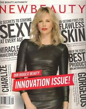 NEW BEAUTY Fall/Winter 2012 CHARLIZE THERON JENNIFER GARNER Health Hair Skin