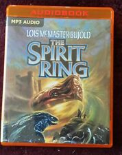The Spirit Ring by Lois McMaster Bujold (2016, MP3 CD) Audiobook