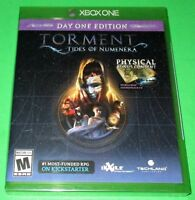 Torment: Tides of Numenera -- Day One Edition Xbox One *New-Sealed-Free Ship!