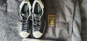 Size UK 9.5 - Adidas Superstar Pure Paris 2020 BNIB