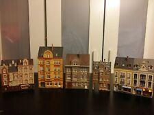 Faller HO  7 Reliefhäuser  ( Hintergrundhäuser )