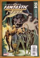 ULTIMATE FANTASTIC FOUR #32 (2006 MARVEL Comics) ~ VF/NM Book