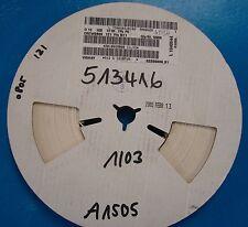 Vishay Dale 0805 Resistor Reel 121 Ohm 1% CRCW0805-121R-1%RT1, 4594pcs