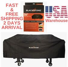 """Griddle Cover Grill 36"""" Heavy Duty Blackstone Resistant 1528 Uv Water Polyester"""