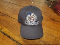 Arizona Diamondbacks 2001 World Series Champions Baseball Gray Hat Cap New Era