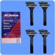 ACDelco BS-C1159 High Performance Ignition Coil Set (4) For Chevrolet & Suzuki