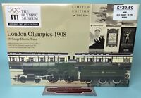 HORNBY 'OO' R2980 'GWR LONDON OLYMPICS 1908' TRAIN PACK SET NEW & BOXED
