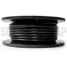 George L's .225 Instrument Black Bulk Guitar Cable - Per Foot