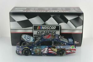 KEVIN HARVICK #4 2020 BUSCH LIGHT PATRIOTIC INDY RACED WIN 1/24 FREE SHIPPING