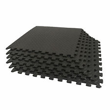 216sq ft Puzzle Gym Soft Eva Foam Floor Interlocking Tiles Exercise Mats Yoga