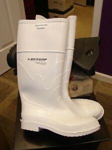 Dunlop White Shoes for Men for sale | eBay