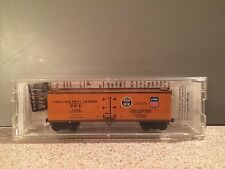 Micro Trains Line N Scale Portland Fruit Express Refrigerator Car New in box