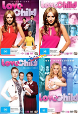 Love Child Seasons 1 2 3 4  : NEW DVD