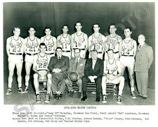 1951-52 BOSTON CELTICS NBA BASKETBALL 8X10 TEAM PHOTO