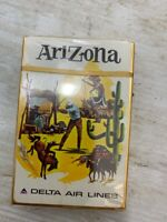 Vintage Playing Cards DELTA AIRLINES ARIZONA