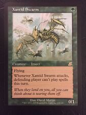 Scourge Xantid Swarm NM- MTG Magic The Gathering