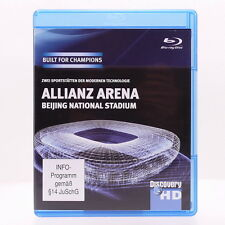 Discovery HD - BUILT FOR CHAMPIONS: Allianz Arena + Bejing Stadium, Blu-ray Disc