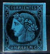 ARGENTINA CORRIENTES - Old Stamp - Mint NG - r129e11701