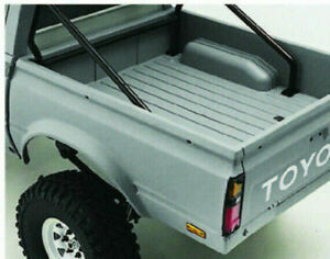 RC4WD YOTA Tailgate/Windshield Decals Trailfinder Mojave HiLux LC70 1:10