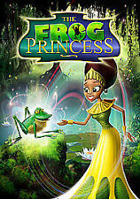 The Frog Princess (DVD, 2010)