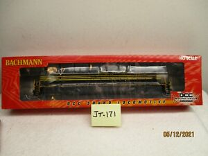 JT-171 Bachmann 65405 GE ES-44AC Nickel Plate Road 8100 (DCC & Sound)