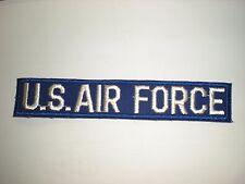 1960'S ERA EMBROIDERED USAF POCKET TAPE- COLOR