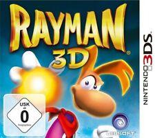 Nintendo 3DS Spiel - Rayman 3D mit OVP