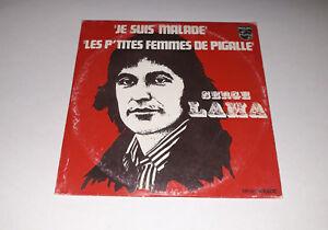 Serge Lama - je suis malade - cd single 2 titres (réédition du 45 t 1973)