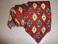 Robert Talbott Best of Class Neck Tie Necktie Hand Made Silk USA