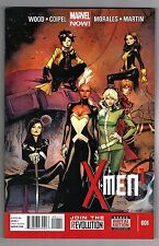 X-Men #1 - Olivier Coipel Art & Cover - Brian Wood Scripts - Marvel Now! - 2013