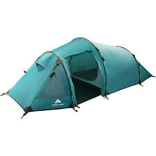 Ozark Trail 2-Person Backpacking Tent w/ Vestibule, Blue Camping Outdoor Hiking