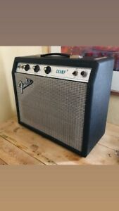 Fender silverface 1977 Champ - good vintage condition