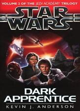 Star Wars - Dark Apprentice (Jedi Academy Trilogy Volume 2),Kevin J. Anderson