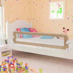 Sponde Letto di Sicurezza per Bambini Grigio Talpa varie dimensioni