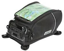 New Rapid Transit Commuter Expandable Tank/Tail Bag, Black, 14L X 10W X 9H