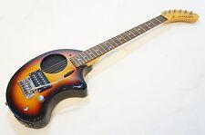 Fernandes ZO-3T Geitassha NOMAD Tremolo, Distortion Built-in Amp travel guitar