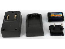 Ladegerät für Canon PowerShot A5, PowerShot S10, 2CR5, 1 Jahr Garantie