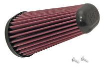 2 x K&N E-0666 High Flow Air Filters for Porsche CAYMAN 2.7 & 3.4 2014-2016