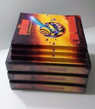 The Solution to Entrapment Cassettes Ron Hubbard 3 Series &  3 Books Scientology