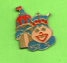 Pin's Pins lapel pin Ville TOURISME CARNAVAL TRADITIONNEL DE NICE 91 France 06