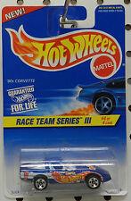 DRAG RACE TEAM 1996 #4 III 3 CHEVY CORVETTE VETTE 80'S 85 HOT WHEELS HW