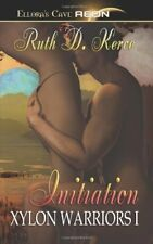 INITIATION (XYLON WARRIORS 1) by Ruth D. Kerce EROTIC FUTURISTIC SCI-FI ROMANCE
