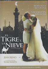 DVD - El Tigre Y La Nieve NEW The Tiger And The Snow FAST SHIPPING !