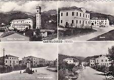 # CASTELLUCCIO: 4 VEDUTE - 1958