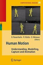 Human Motion: Understanding, Modelling, Capture, and Animation (Comput-ExLibrary
