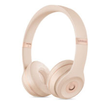 Beats by Dre Solo3 Wireless Headphones - Matte Gold - NEW IN BOX