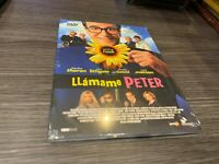 Chiamami Peter DVD Charlize Theron Emily Watson STANLEY DVD Sigillata Nuovo