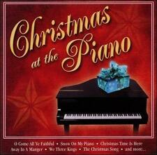 Christmas at the Piano by Various Artists (CD, 2002)