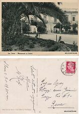 # S. SEVERO:  MONUMENTO AI CADUTI   1936